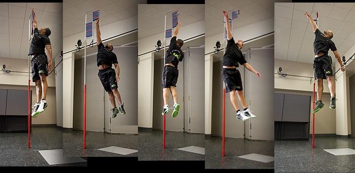 افزایش ارتفاع پرش polyometric