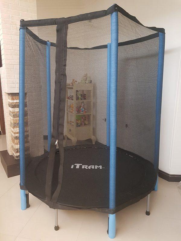 ترامپولین های 1.50 متری برند iTRAM