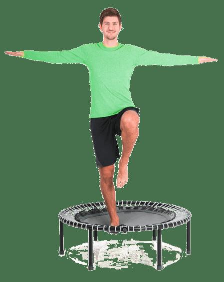 تمرینات تقویت تعدل